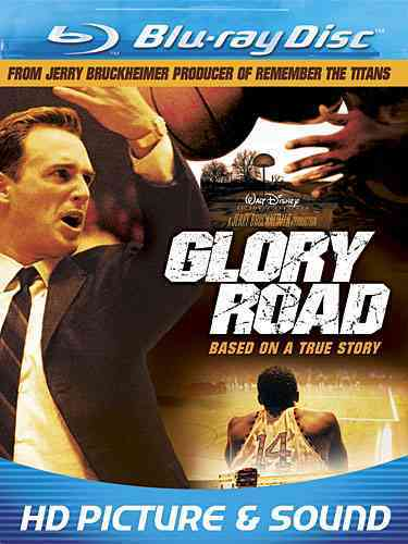 GLORY ROAD BY LUCAS,JOSH (Blu-Ray)